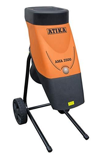ATIKA AMA 2500 Gartenhäcksler Messerhäcksler Elektrohäcksler Schredder   230V   2500W
