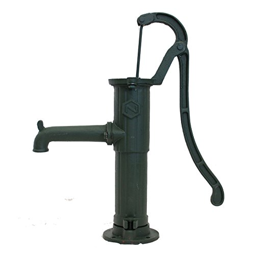 TRUTZHOLM Schwengelpumpe Gartenpumpe Handschwengelpumpe Wasserpumpe Brunnenpumpe Handpumpe Nostalgie