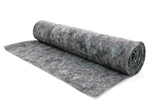 Primaflor - Ideen in Textil Teichvlies Boden-Schutzvlies für Pool- und Teichbau - 2,00m x 10,00m, 300 g/m², Verrottungssicherer, Stabilisierender Schutz für Teichfolie