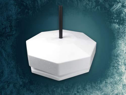 Pondlife Premium Eisfreihalter für Ihren Gartenteich- inkl. Belüftungsrohr, Lange verwendbar 40 cm