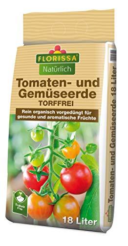 Florissa Tomaten- und Gemüseerde 18 l