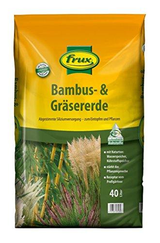 frux Bambus & Gräsererde 40 l