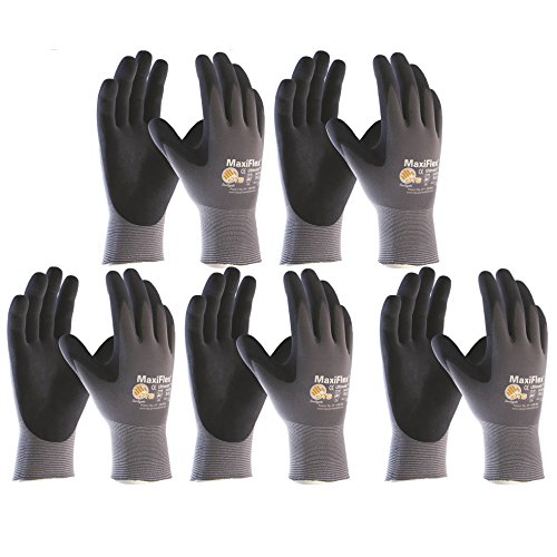 ATG Schutzhandschuh MaxiflexUltimate 34-874 Größe 9 EN388 Kategorie II Inhalt: 5 Paar