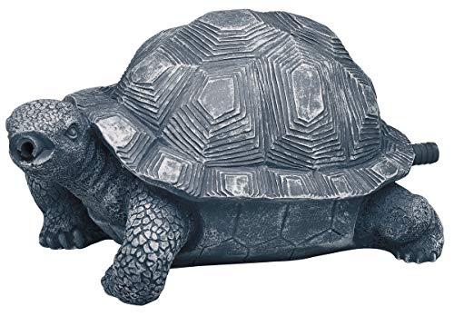 OASE 36778 Wasserspeier Schildkröte | Teichfigur | Dekoration | Wasserstrahl | Sauerstoff |