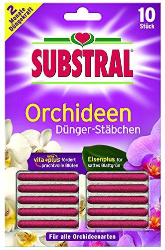 Substral Orchideen DüngerStäbchen - 40 St.