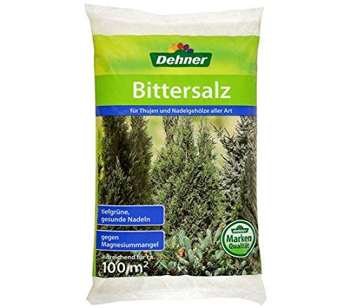 Dehner Bittersalz, 5 kg, für ca. 100 qm